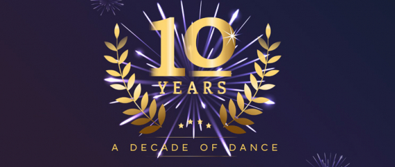 Decade Of Dance 2017 Post